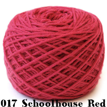simplicity 017 schoolhouse red