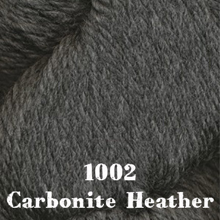 chunky merino SW 1002 carbonite heather