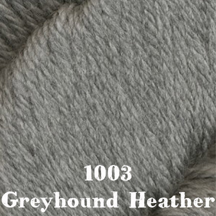 chunky merino SW 1003 greyhound heather