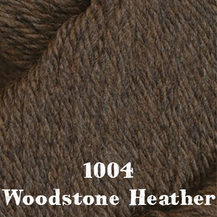 chunky merino SW 1004 woodstone heather