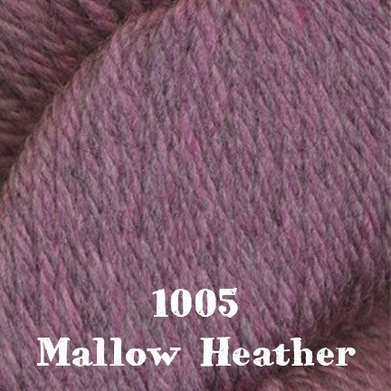 chunky merino SW 1005 mallow heather