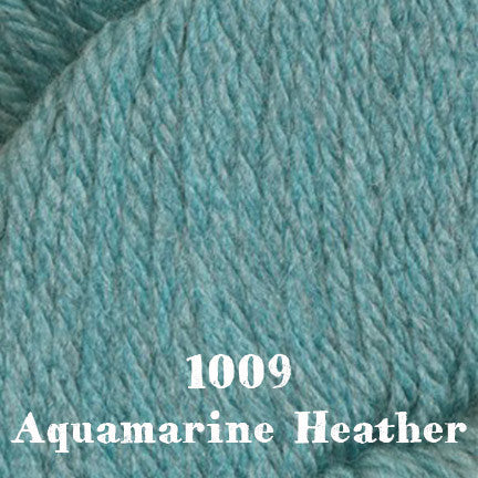 chunky merino SW 1009 aquamarine heather