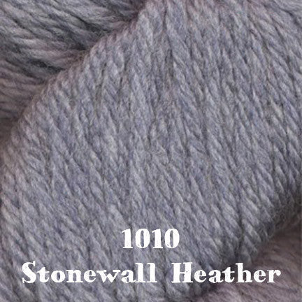 chunky merino SW 1010 stonewall heather