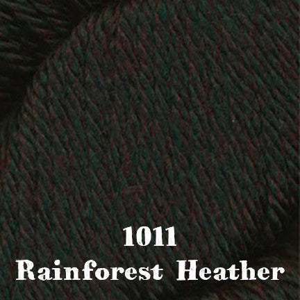 chunky merino SW 1011 rainforest heather