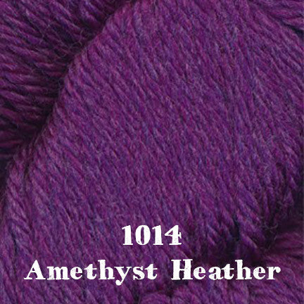chunky merino SW 1014 amethyst heather