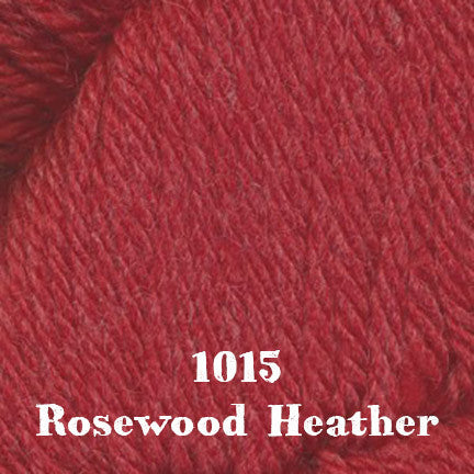 chunky merino SW 1015 rosewood heather