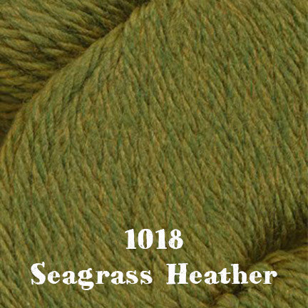 chunky merino SW 1018 seagrass heather