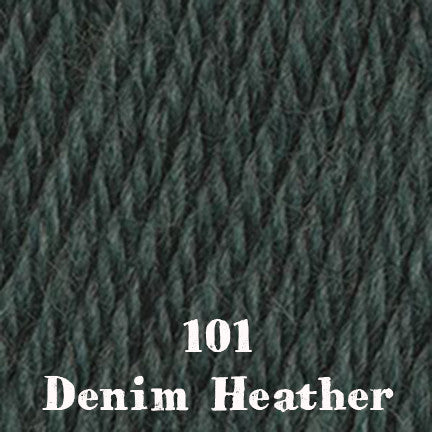 classic wool heathers 101 denim heather