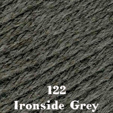 classic wool heathers 122 ironside grey