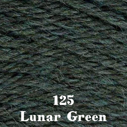 classic wool heathers 125 lunar green