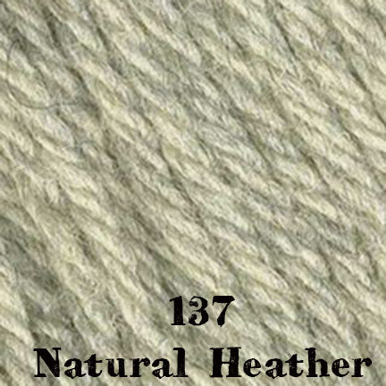 classic wool heathers 137 natural heather