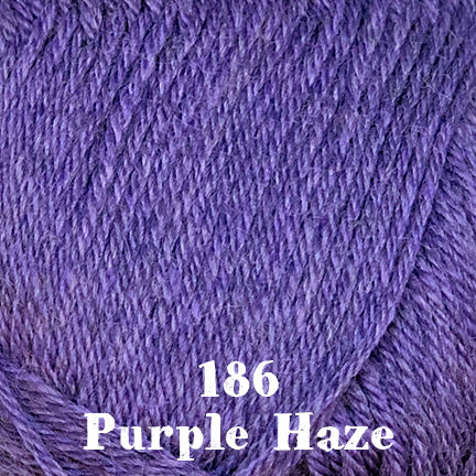 classic wool heathers 186 purple haze