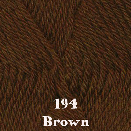 classic wool heathers 194 brown