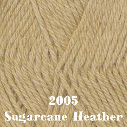 classic wool heathers 2005 sugarcane heather