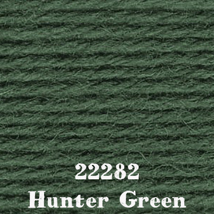deluxe chunky 22282 hunter green