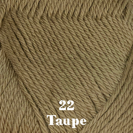 classic wool solids 22 taupe