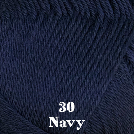 classic wool solids 30 navy
