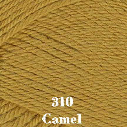 classic wool solids 310 camel