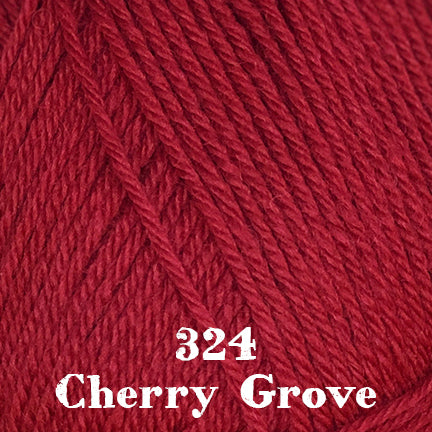 classic wool solids 324 cherry grove