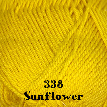 classic wool solids 338 sunflower