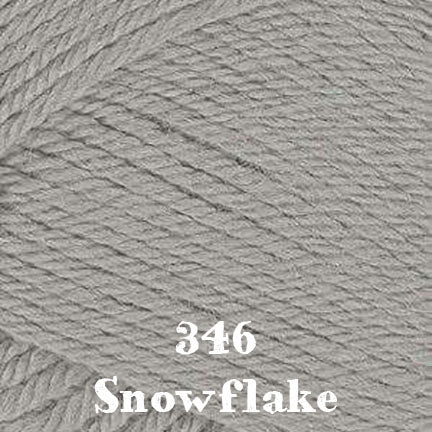 classic wool solids 346 snowflake