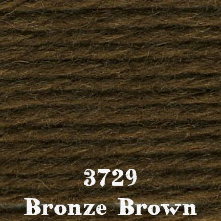 deluxe chunky 3729 bronze brown