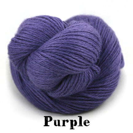 royal alpaca purple