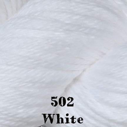 cotton supreme 502 white