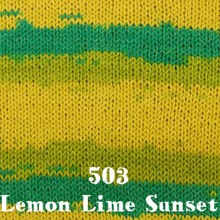 simplicity multi 503 lemon lime sunset