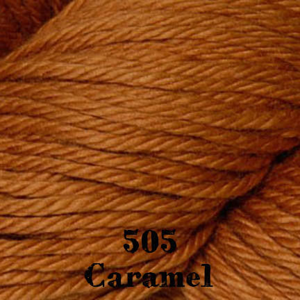 cotton supreme 505 caramel