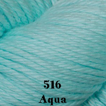 cotton supreme 516 aqua