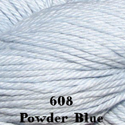 cotton supreme 608 powder blue