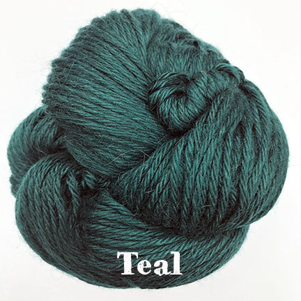 royal alpaca teal