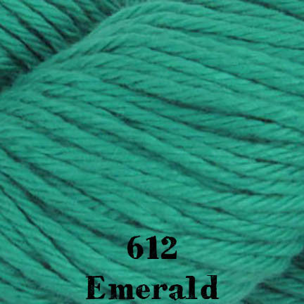 cotton supreme 612 emerald