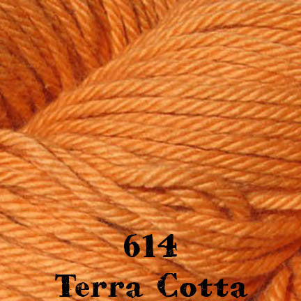 cotton supreme 614 terra cotta