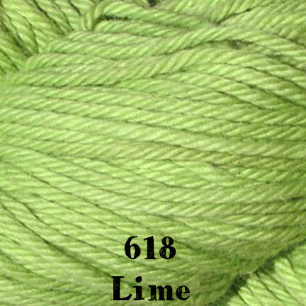 cotton supreme 618 lime