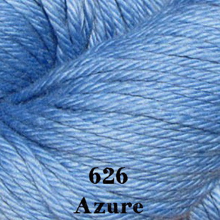 cotton supreme 626 azure