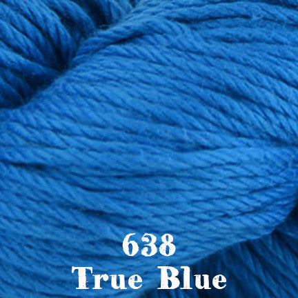 cotton supreme 638 true blue