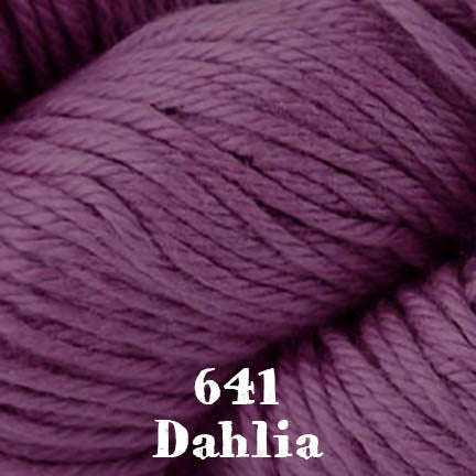 cotton supreme 641 dahlia