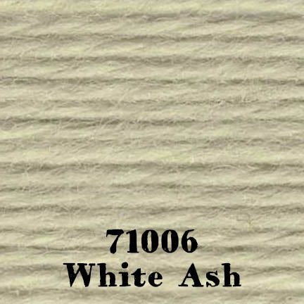 deluxe chunky 71006 white ash