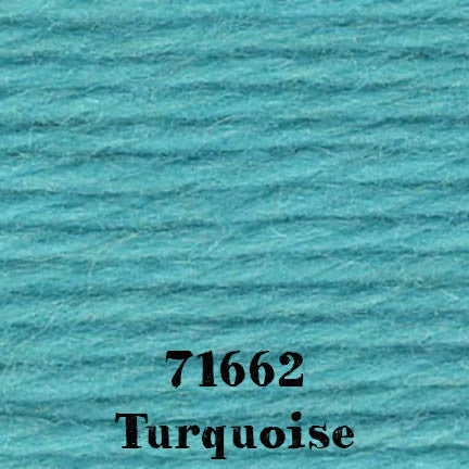 deluxe chunky 71662 turquoise