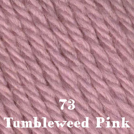 classic wool solids 73 tumbleweed pink