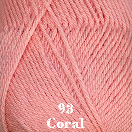 classic wool solids 93 coral