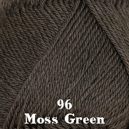 classic wool solids 96 moss green
