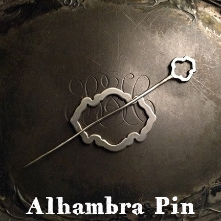 Jul Alhambra Pin