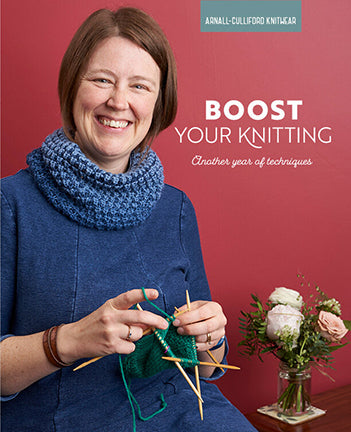 Boost Your Knitting from Fyberspates