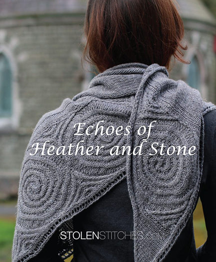 Echoes of Heather and Stone cover