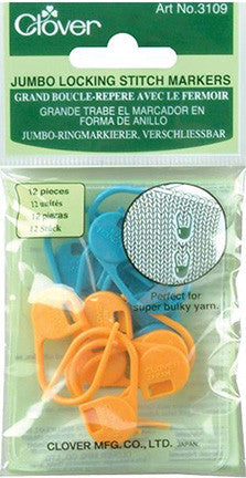 Clover Locking Markers, Jumbo 3109