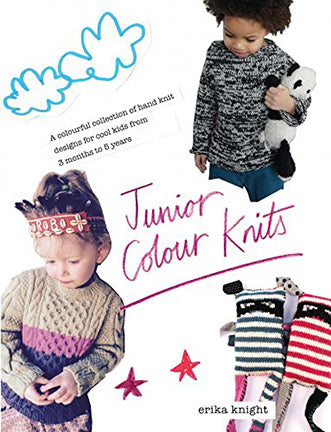 Junior Colour Knits Erika Knight