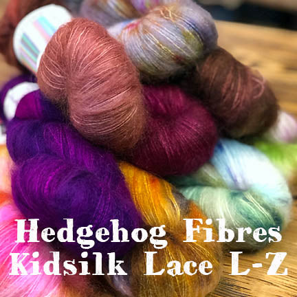 Hedgehog Kidsilk Lace L-Z